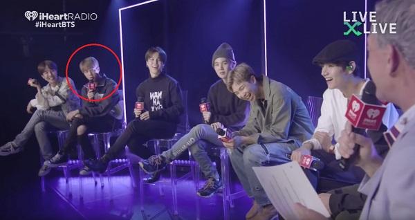 Jin khẳng định không nhảy sai như lời fan tố cáo.