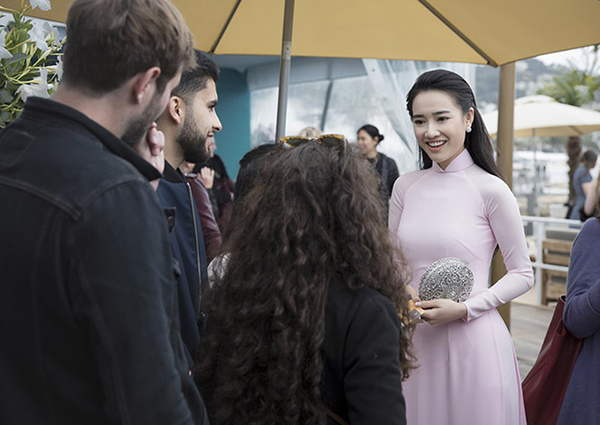 Năm 2018, Nhã Phương từng tham dự LHP Cannes để quảng bá cho một bộ phim ngắn do cô đầu tư và đóng vai chính. Người đẹp không lên thảm đỏ mà chỉ xuất hiện trong các hoạt động