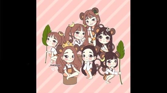 Fan cứng đoán nhóm nhạc Kpop qua hình chibi (6)