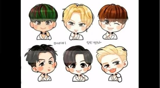 Fan cứng đoán nhóm nhạc Kpop qua hình chibi (6) - 4