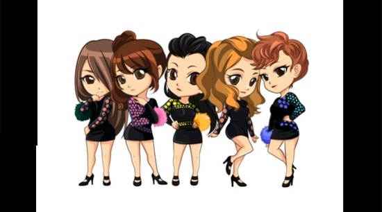 Fan cứng đoán nhóm nhạc Kpop qua hình chibi (6) - 5