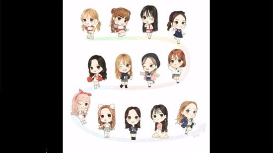Fan cứng đoán nhóm nhạc Kpop qua hình chibi (6) - 6