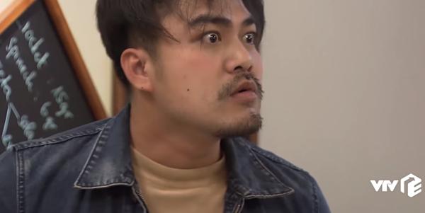 Diễn viên Trọng Hùng.