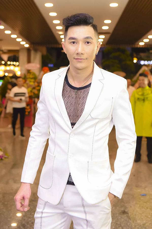 <p> Siêu mẫu Nam Phong.</p>
