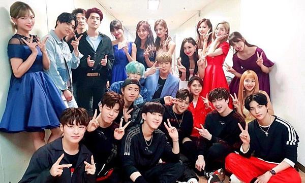 JYP đang là công ty có nhiều nhóm nhạc nổi tiếng như Twice, GOT7, Stray Kids, ITZY...