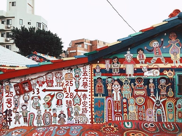 Hình ảnh đầy sắc màu tại ngôi làng Cầu Vồng - 9