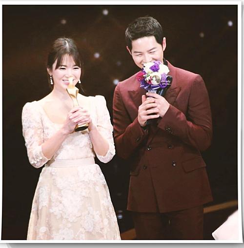 Vợ chồng Song - Song rất kín tiếng chuyện đời tư.