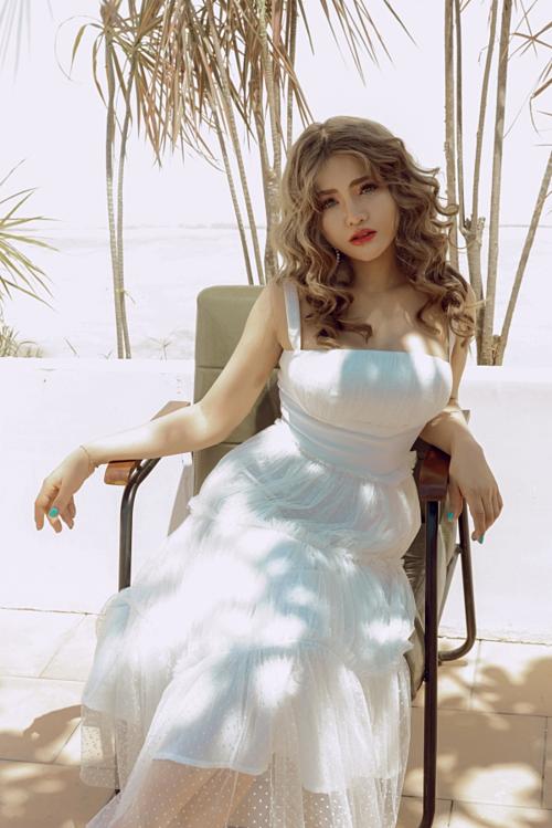 Hình ảnh trong MV mới của Bảo Yến.