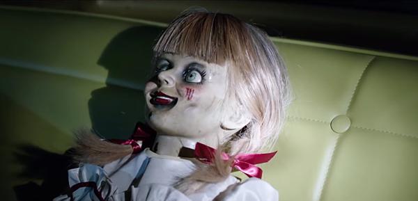 Phần mới nhất của Annabelle tung trailer khiến khán giả giật mình kinh hãi