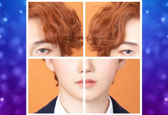 Trộn 4 mảnh ghép lộn xộn, bạn có biết đó là idol Kpop nào? - 1