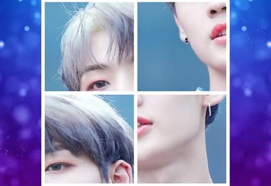 Trộn 4 mảnh ghép lộn xộn, bạn có biết đó là idol Kpop nào? - 5