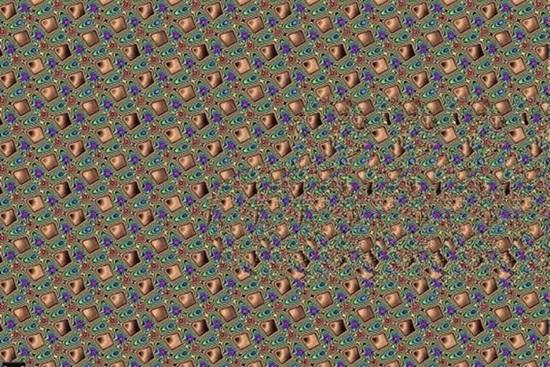 Ảnh ảo 3 chiều có đánh lừa thị giác của bạn? - 2