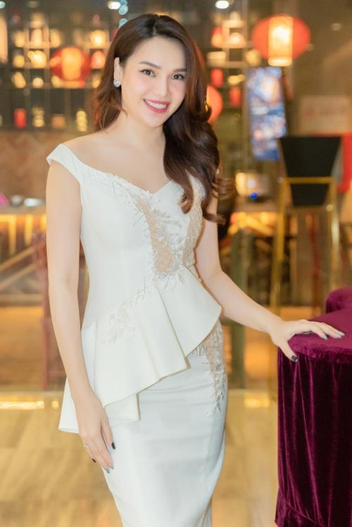 Hoa hậu Đông Nam Á Diệu Hân.