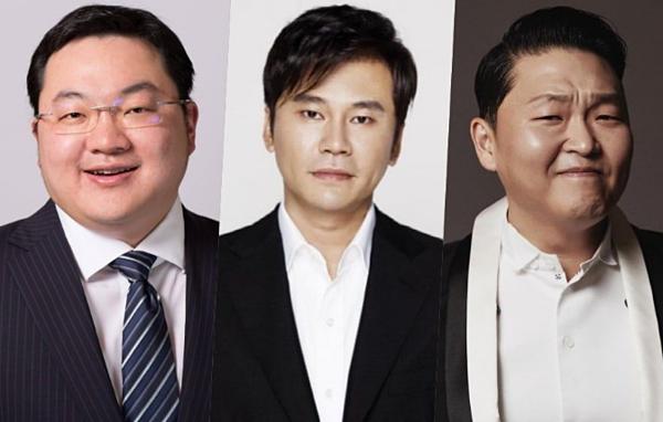 Doanh nhân Jho Low quen biết YG qua sự giới thiệu của PSY.