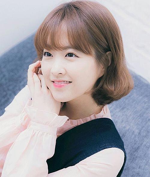 Park Bo Young là nữ diễn viên có ngoại đáng yêu, trẻ trung bất chấp tuổi tác. Những tác phẩm tiêu biểu của Bo Young gồm Cô nàng mạnh mẽ Do Bong Soon, Ông Ngoại Tuổi 30, Ma nữ đáng yêu...