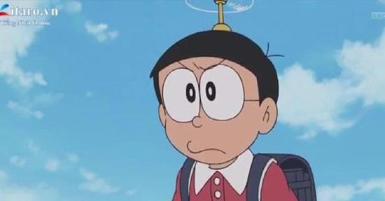 Bạn hiểu rõ Nobita đến đâu? - 6