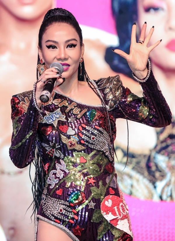 <p> Thu Minh cho biết 4 năm qua đã có thời gian nghỉ ngơi, làm mẹ - điều mơ ước trong nhiều năm sự nghiệp. Giờ là lúc cô quay lại và bù đắp cho nghệ thuật và khán giả.</p>