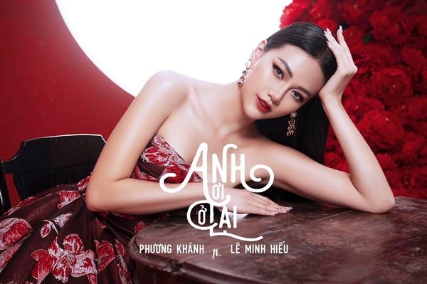 Hoa hậu Phương Khánh.