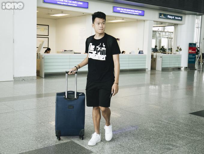 <p> Trung vệ Nguyễn Thành Chung được triệu tập thay thế Trần Đình Trọng.</p>