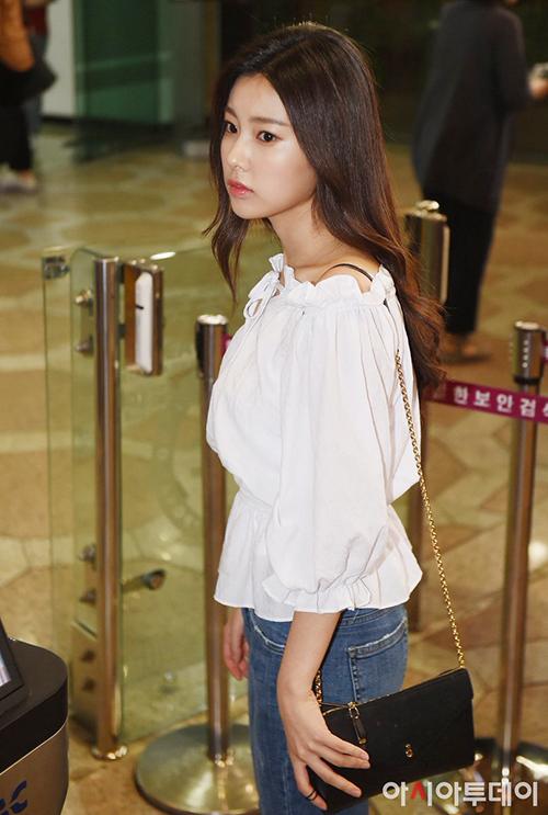 Kang Hye Won.