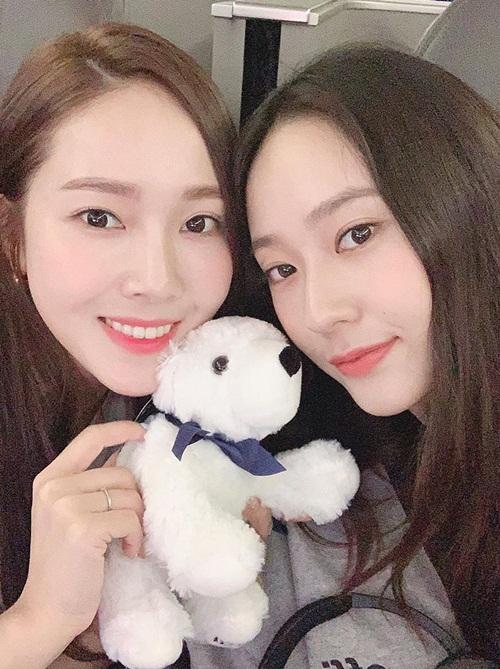 Hai chị em Jessica - Krystal