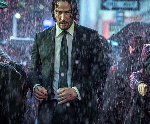Keanu Reeves được yêu mến sau loạt phim John Wick. Anh đóng nhiều phim hành động khác như Speed, The Matrix, 47 Ronin.
