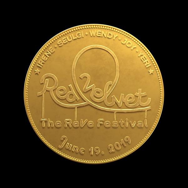 Ảnh teaser album comeback của Red Velvet.