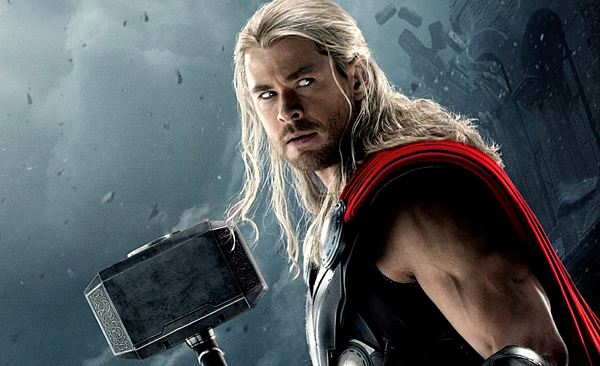 Vai Thor giúp Chris Hemsworth trở thành ngôi sao điện ảnh hạng A thế giới.