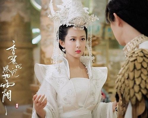 Đoán phim cổ trang Hoa ngữ qua trang phục cô dâu - 1