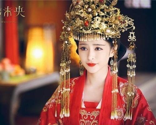 Đoán phim cổ trang Hoa ngữ qua trang phục cô dâu - 5