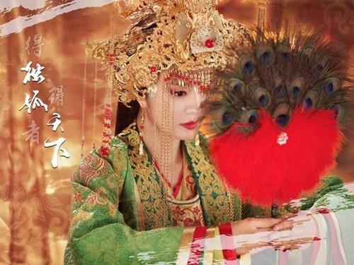 Đoán phim cổ trang Hoa ngữ qua trang phục cô dâu - 6