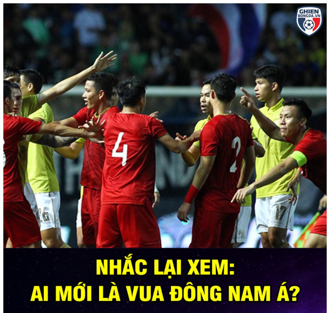 <p> Chiến thắng Thái Lan tại King's Cup giúp Việt Nam giữ vững vị thế trên bảng xếp hạng FIFA, đồng thời có hội được vào nhóm hạt giống số 2 tại vòng loại World Cup 2022 và Asian Cup 2023.</p>