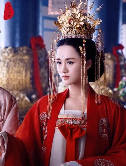 Đoán phim cổ trang Hoa ngữ qua trang phục cô dâu - 2