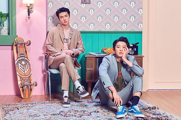 ChanHun là nhóm nhỏ sắp debut của EXO.