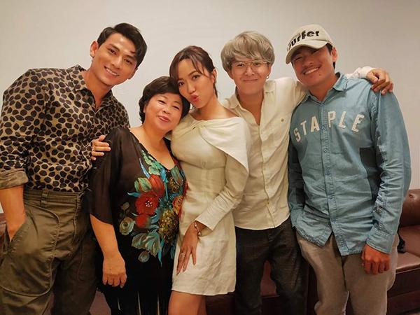 Isaac hé lộ dự án phim mới hợp tác cùng Kiều Minh Tuấn, Diệu Nhi.