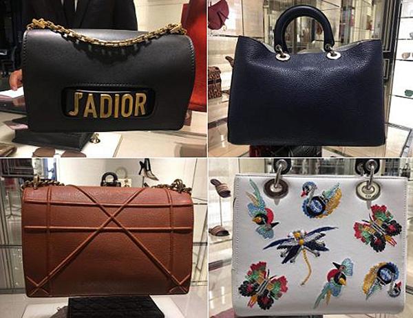 Những chiếc túi Dior của Phạm Hương đều có mức giá đắt đỏ nhưng sử dụng không quá nhiều, được cô diện một vài lần ra phố hay đi sự kiện.