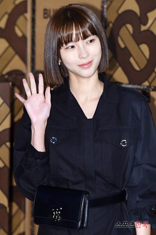 Người mẫu kiêm Youtuber Kim Mi Soo.