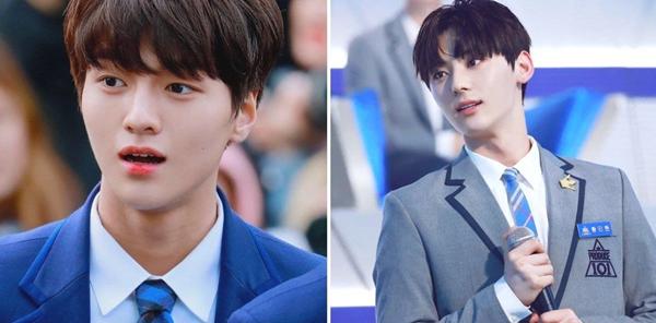 Gương mặt Cha Jun Ho là sự kết hợp giữa Hwang Min Hyun và L (INFINITE).