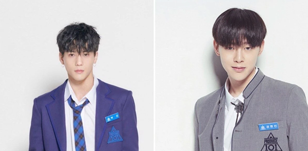 Ngoại hình tương đồng của dàn visual Produce X 101 và Produce 101 season 2 - 8