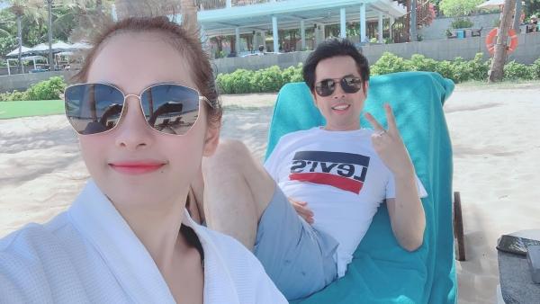 Dương Khắc Linh - Sara Lưu ngọt ngào đi du lịch sau đám cưới