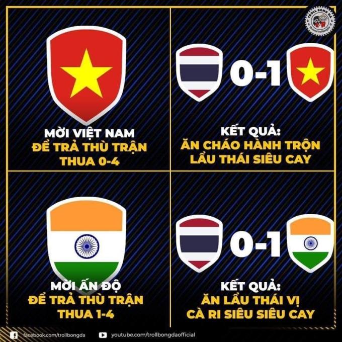 <p> Thái Lan đã vượt lên chính mình khi chỉ thua 0-1 mùa giải này.</p>