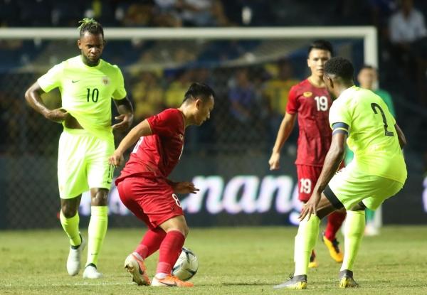 Curacao hạ Việt Nam trên chấm 11m, vô địch Kings Cup - page 2
