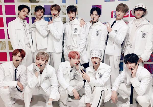 The Boyz là nhóm nhạc 12 thành viên thành lập năm 2017.