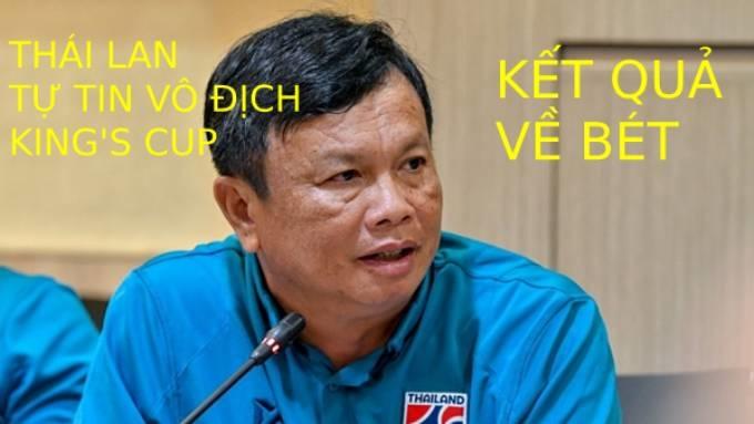 <p> Những phát biểu tự tin trước trận của HLV Sirisak được các fan Việt nhắc lại một cách hài hước, nhẹ nhàng.</p>