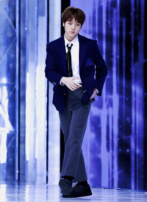 Nam Do Hyun có khuôn mặt búng ra sữa, chiều cao đến 1,8m. Thực tập sinh của MBK được dự đoán có mặt trong top 11 đêm chung kết.