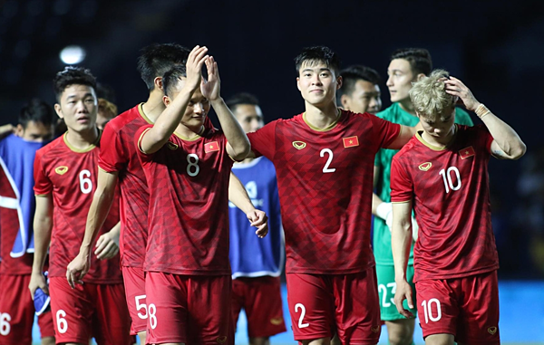 Tuyển Việt Nam giành ngôi Á quân Kings Cup 2019.