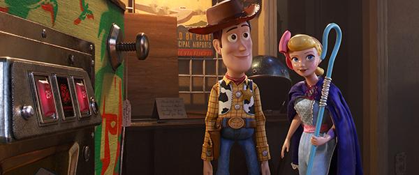 Dàn nhân vật mới sẽ gia nhập thế giới đồ chơi trong Toy Story phần 4 - 1