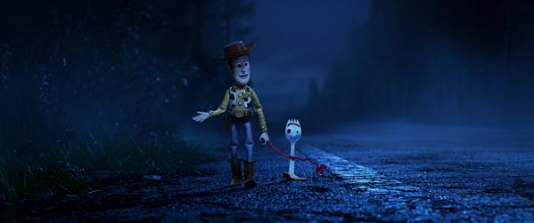 Dàn nhân vật mới sẽ gia nhập thế giới đồ chơi trong Toy Story phần 4