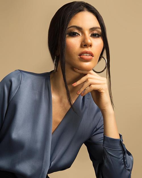 Ganados từng tham gia nhiều cuộc thi nhan sắc trước khi ghi danh tạiBinibining Pilipinas 2019. Nữ người mẫu sinh năm 1996 từng vào Top 15 Hoa hậu Thế giới Philippines 2014 và đăng quang ở một số cuộc thi sắc đẹp cấp địa phương.