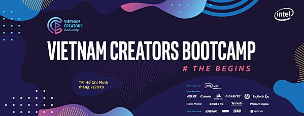 Vietnam Creators Bootcamp - sân chơi dành cho những nhà sáng tạo nội dung